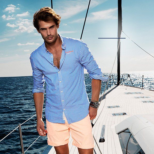 Pastel Shorts Follow Men/Style Digest for more. | Color ...