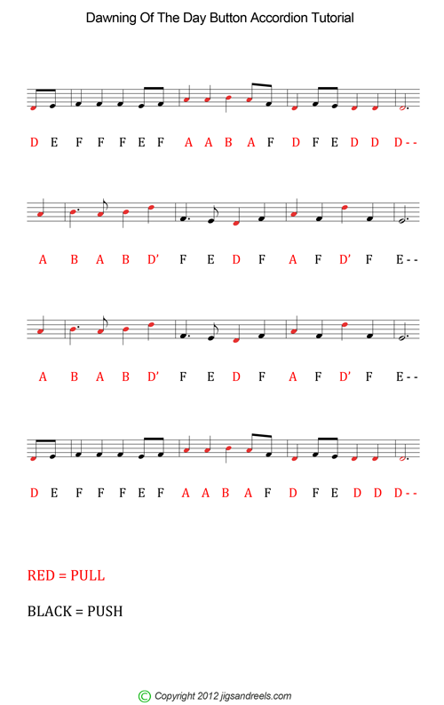 Free Accodion lesson: Learn Irish music online in 2019