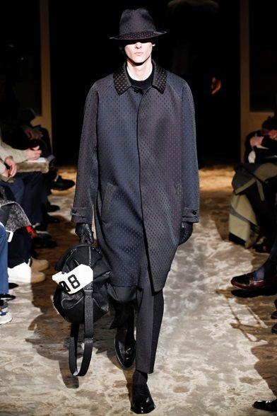 Sfilata Moda Uomo Ermenegildo Zegna Milano - Autunno Inverno 2016-17 - Vogue  Moda Uomo 52a57bf5943