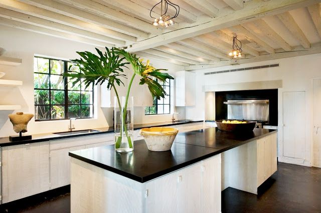 Kitchen Designers Miami Cool Calvin Klein's Beach House  Calvin Klein'in Miami Evi  Usta Decorating Design