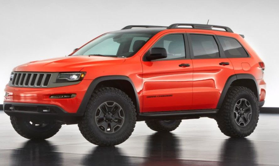 2020 Jeep Grand Cherokee Concept Efficiency Relase Date Jeep Grand Cherokee Jeep Cherokee Jeep Wrangler