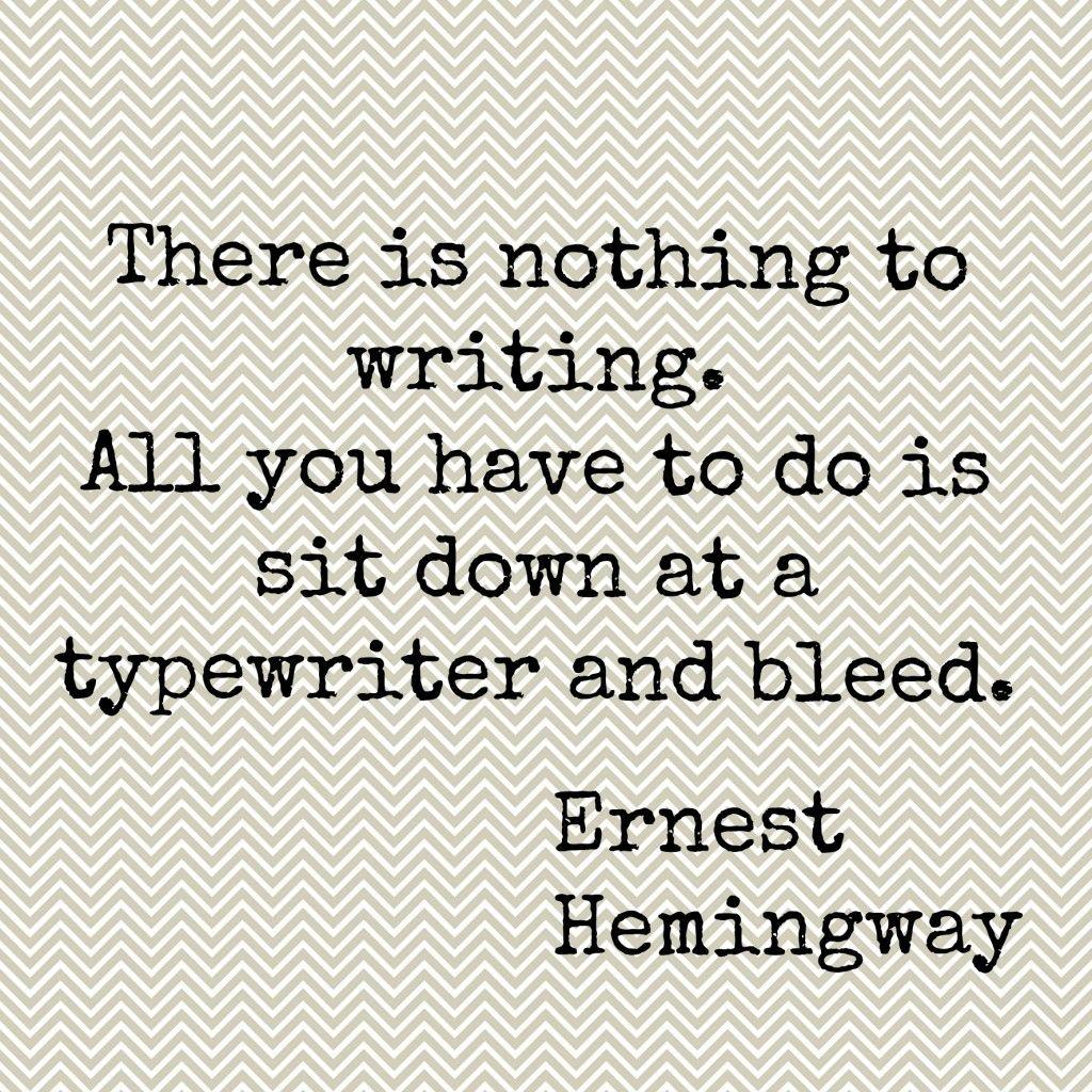Ernest Hemingway Quote. ErnestHemingway Hemingway Quote