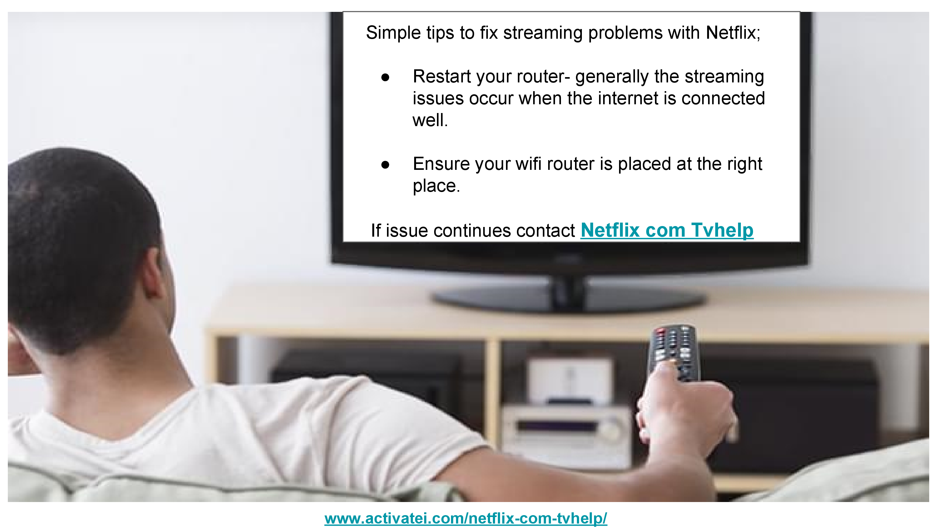 People often face connection errors if Netflix is not