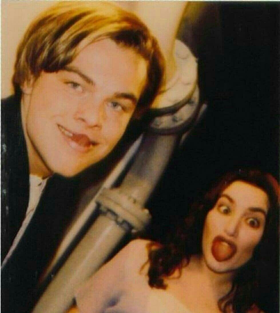 On Twitter Titanic Leonardo Dicaprio Titanic Behind The Scenes Titanic Kate Winslet