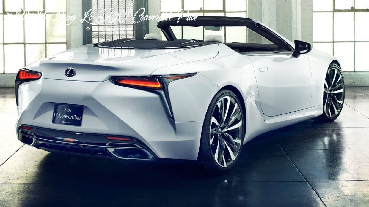2020 Lexus Lc 500 Convertible Price Engine in 2020 Lexus