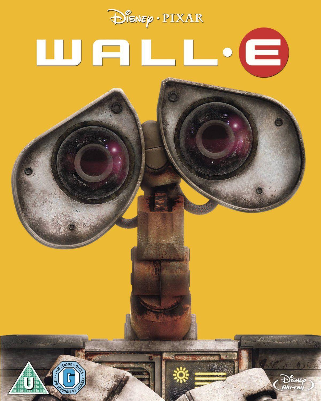 WallE [Bluray] [Region Free] (Limited Edition) Amazon