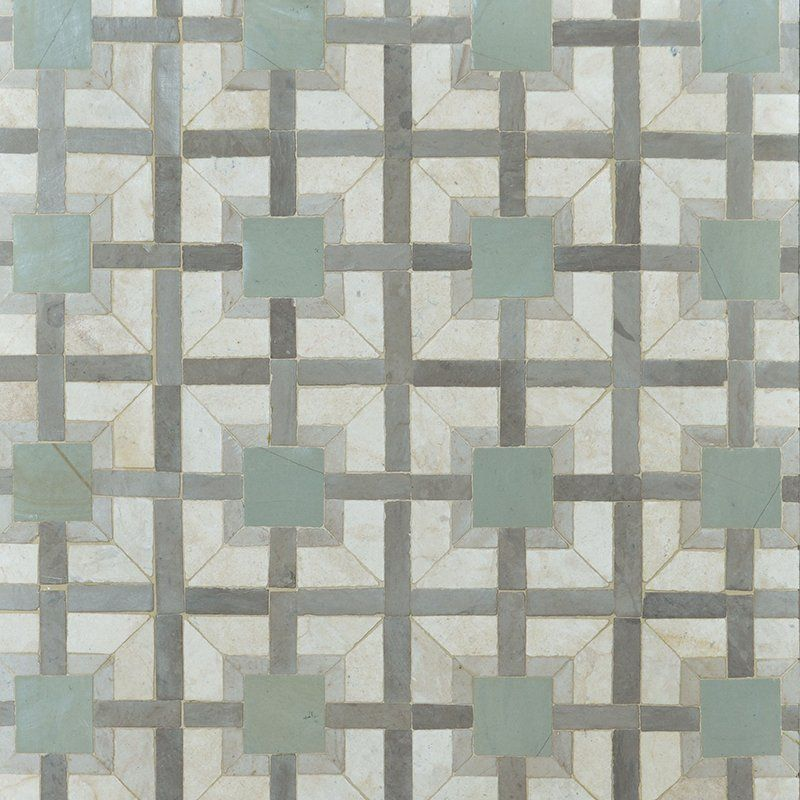 Country Floors Of America Llc: Esma Honed Limestone Mosaics 10x10