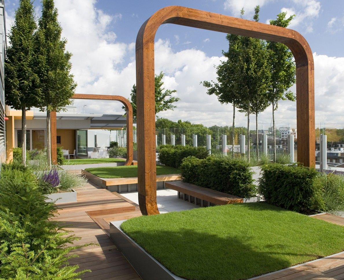 Great Ormond Street Hospital Garden Design
