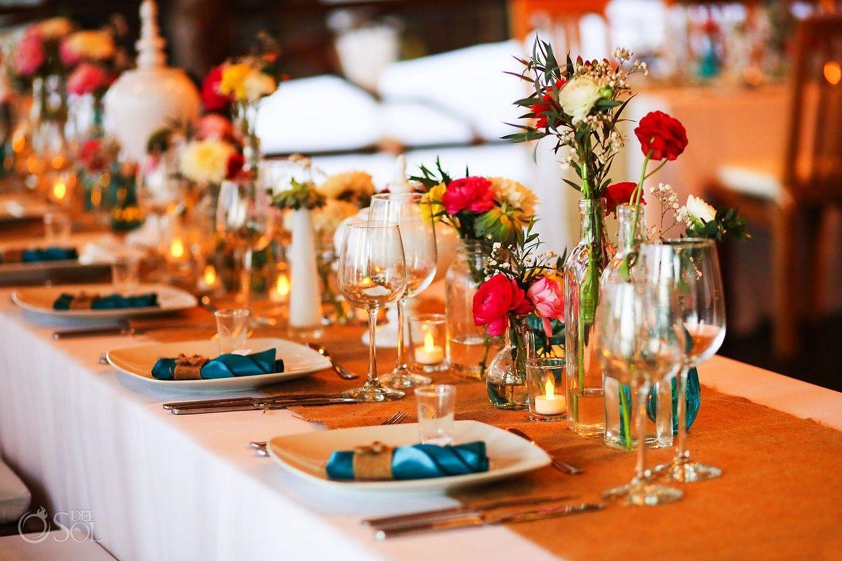 Wedding Tulum Akiin Beach Club