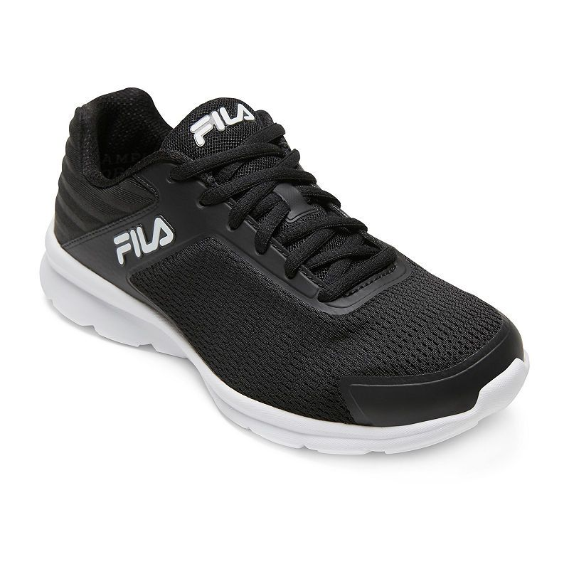 Fila Memory Fraction 5 Womens Lace up Running Shoes
