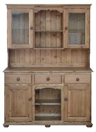 Dresser Painted Cream And Burgundy Pine Bedroom Furniture Pine Dresser Furniture
