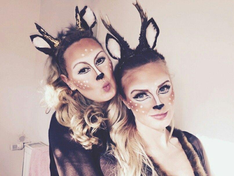 Reh Kostum Deer Costume Selfmade Kostume Deer Costume