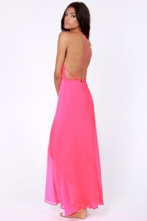 1000  images about Hot Pink dresses on Pinterest - Rachel pally ...