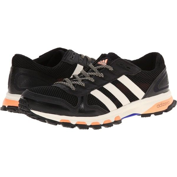 best loved 06922 350b0 adidas Outdoor Adizero XT 5 W Women s Running Shoes (€53) ❤ liked on  Polyvore featuring shoes, athletic shoes, black, black athletic shoes, ...
