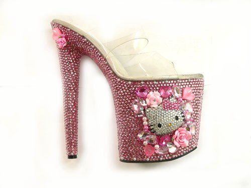 Hello Kitty Shoe ArtChaussuresTalons Chaussure Et RLA4j5