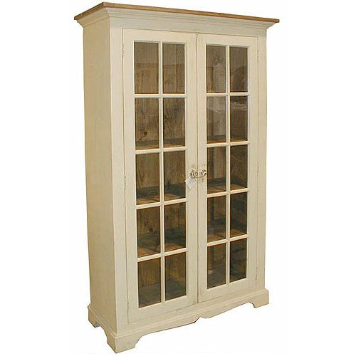 French Country Bookcase Made In Style Of Antiques By Kate Madison