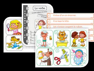 Follow Ipotame Tame Verbes D Action Grammaire Verbe