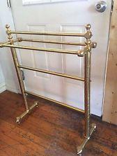 vintage blanket rack quilt rack