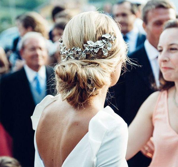 Mo o bajo de novia desenfadado de cabeza pinterest - Monos bajos novia ...