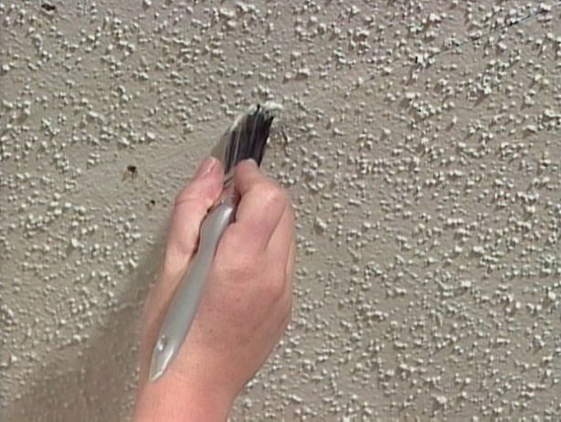 How To Repair A Textured Ceiling Popcorn Ceiling Repair Ceiling Texture Home Repairs