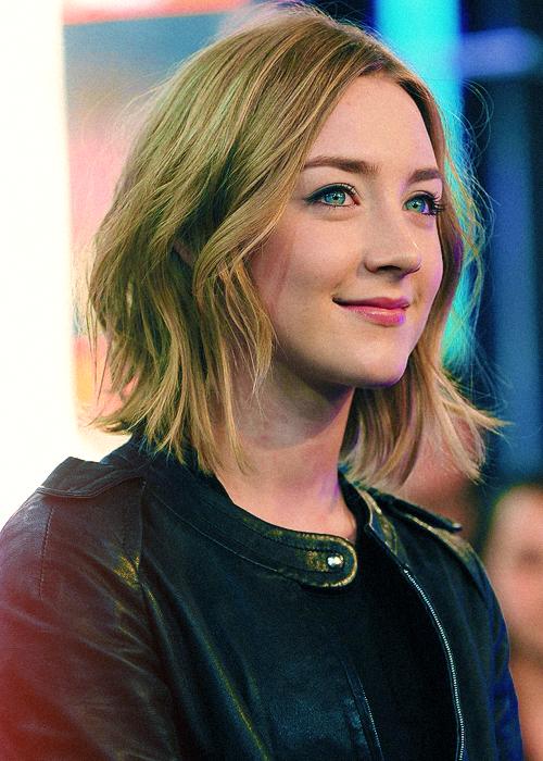 Saoirse Ronan S Short Haircut Medium Hair Styles Short Hair Styles Hair Styles