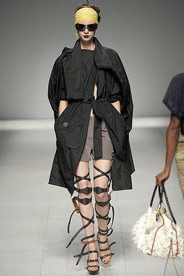 Vivian Westwood says: Bondage straps I MUST HAVE THESE