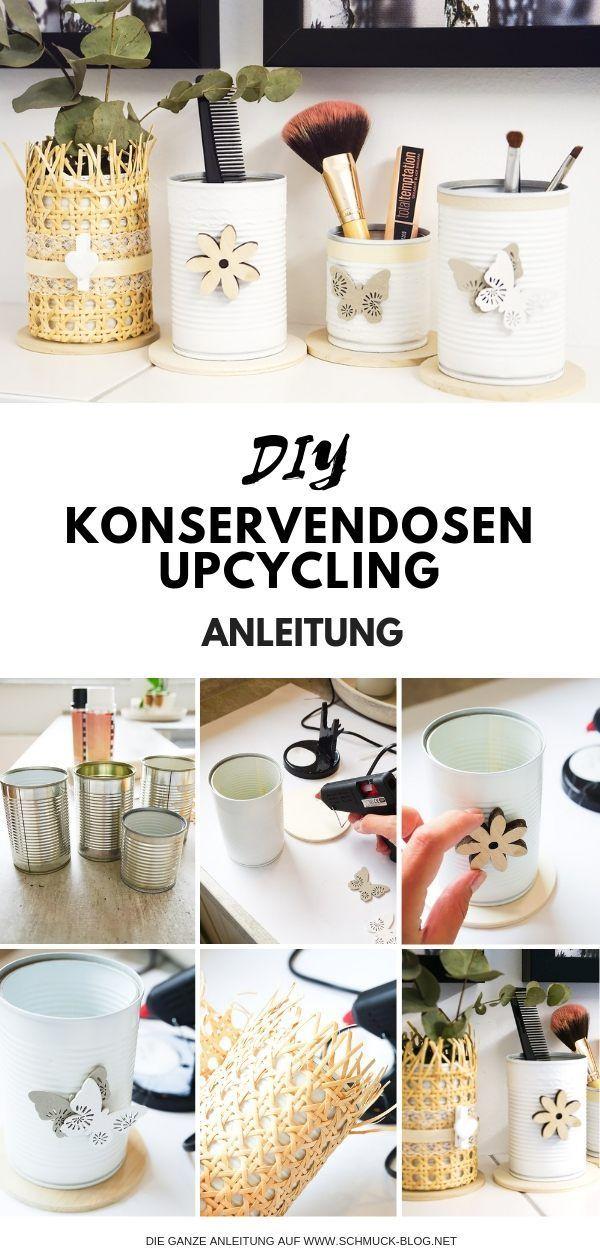 Photo of DIY Konservendosen Upcycling