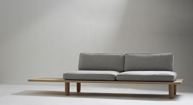 Plank Sofa Is A Minimalist Design Created By Norwegian Based Designers  KnudsenBergHindenes. The Sofa Is Easily Assembled, And Can Be Flat Packed  For ...