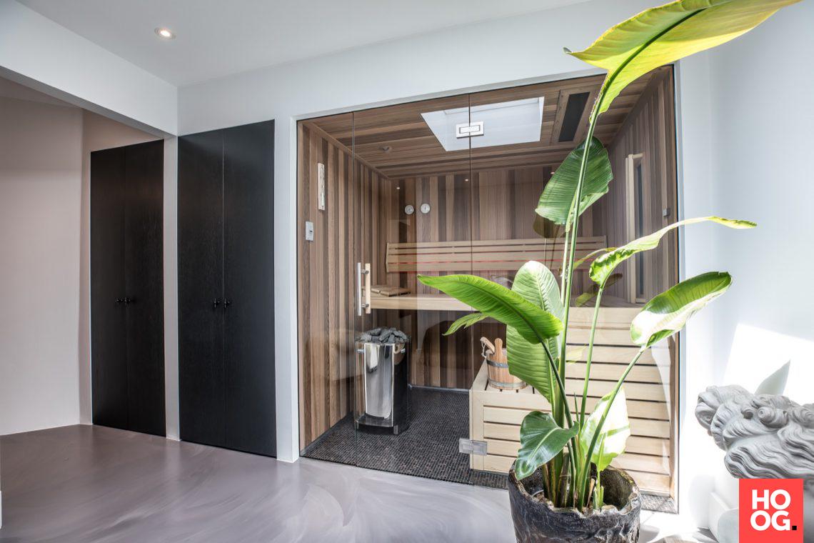 Interieur oost inloopkast en badkamer hoog □ exclusieve woon