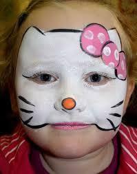 Как называются рисунки на лице? | Детский грим, Схемы ...