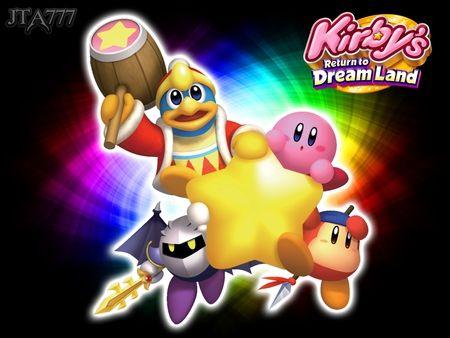 Kirby's Return To DreamLand Desktop Nexus Wallpapers