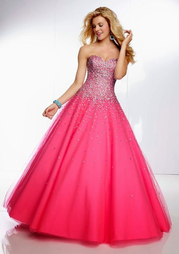 Excelentes vestidos de 15 años estilo princesa | Tendencias | Ball ...