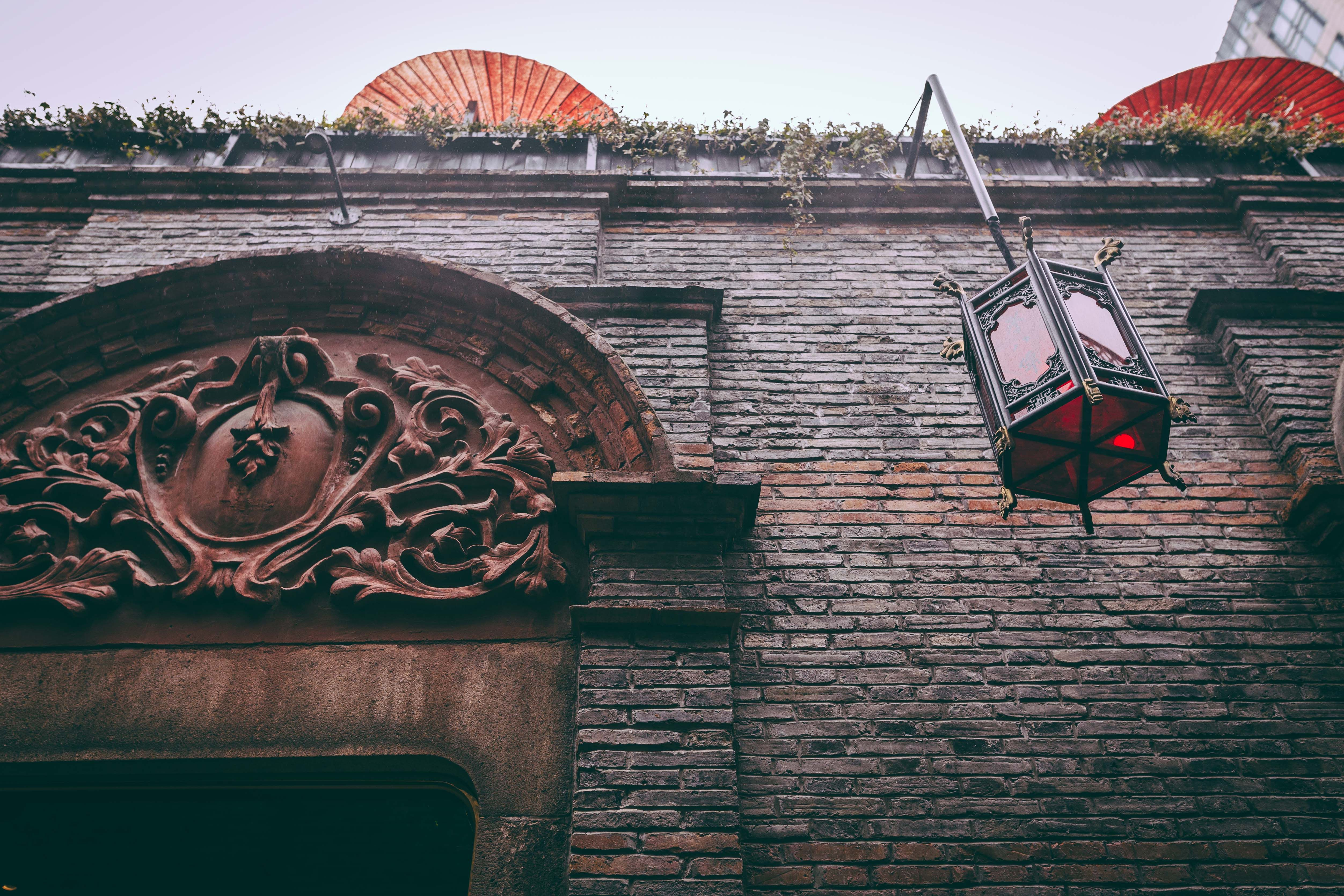 Discovered in the narrow alleyways of shanghais xintiandi