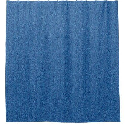 customize - #Denim Shower Curtain | customize | Pinterest