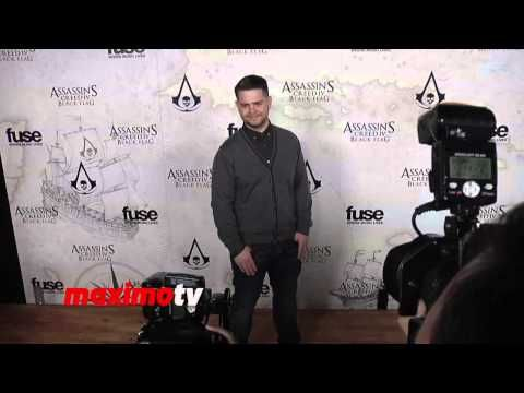 Jack Osbourne Assassin's Creed IV Black Flag Launch Party Hosted by Elij...