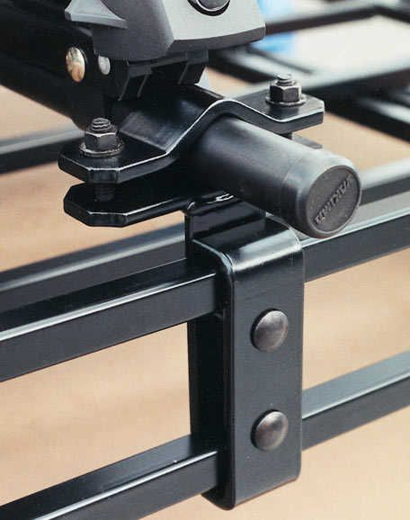 Garvin Cross Bar Adapters For Thule Or Yakima Bars On Wilderness Expedition Rack Roof Rack Roofing Roof