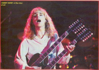 tommy shaw - Then