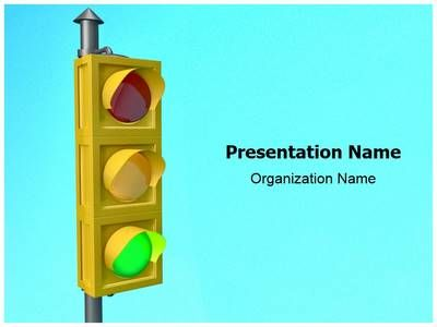 Thetemplatewizard Presents Professionally Designed Traffic Light
