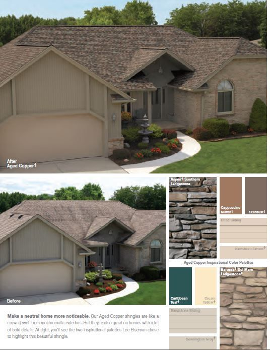 Design ideas with Owens Corning™ TruDefinition® Duration® Designer ...
