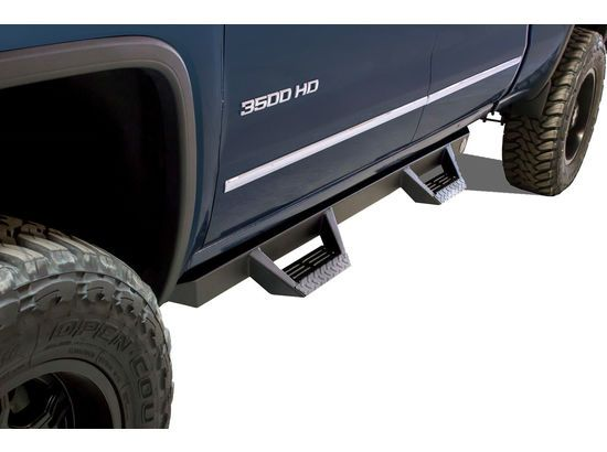 Silverado 1500 Extended Cab 2014 2017 Ici Magnum Rt Steps Rts14ch