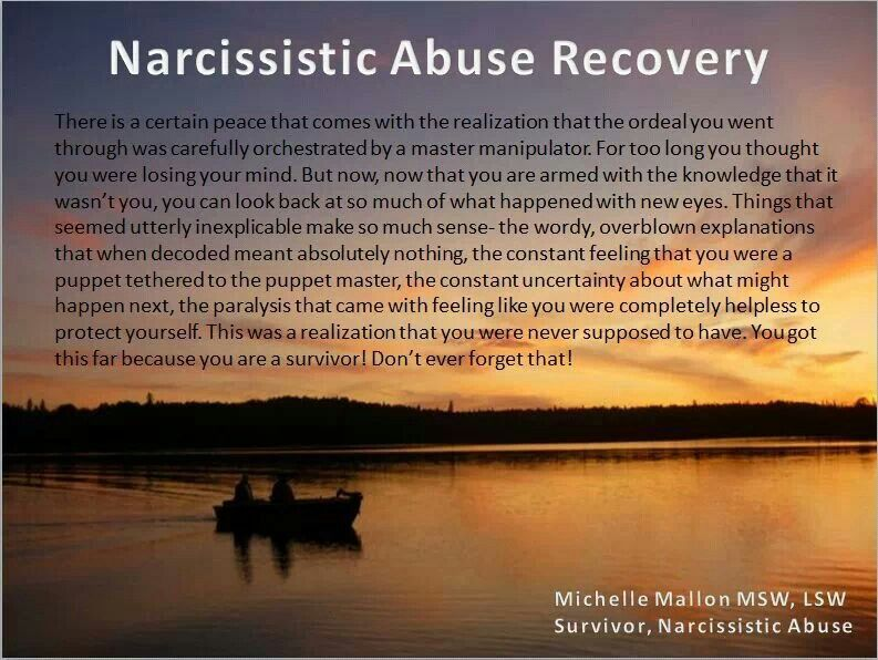 What is a narcissistic sociopath?