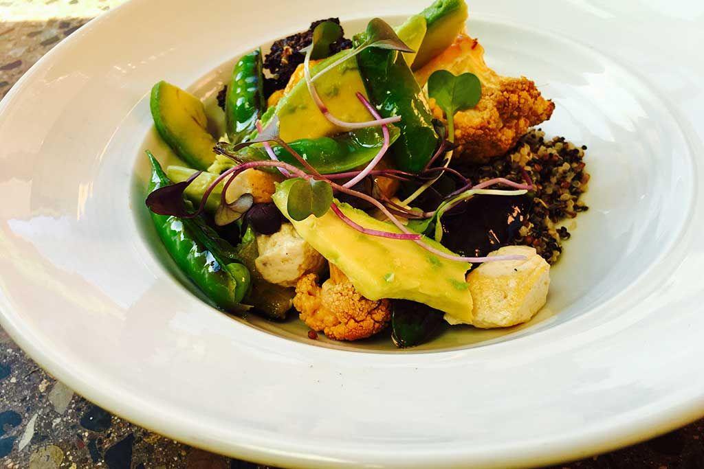 Chef Alex Pascos Quinoa Bowl From Mii Amo Cafe - Passport