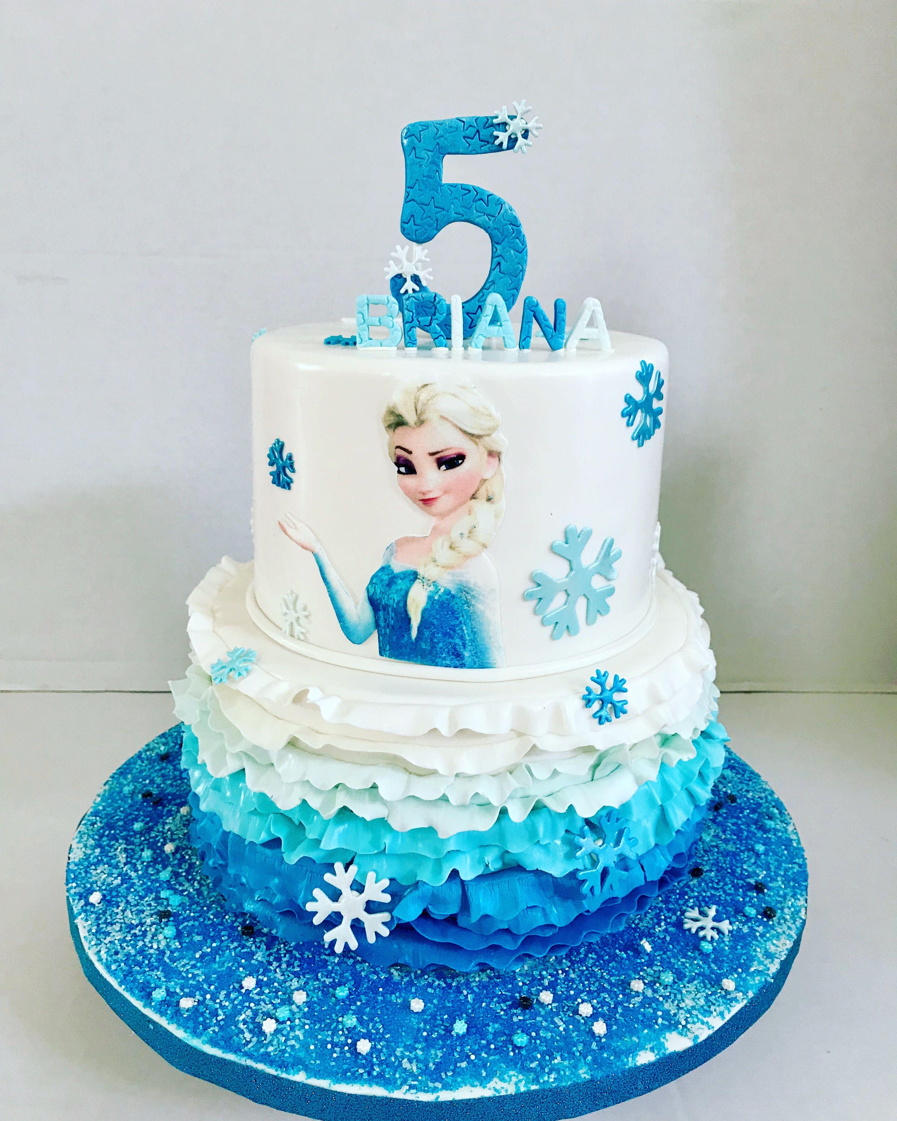 Elsa cake frozen birthday cake birthday cake kids elsa