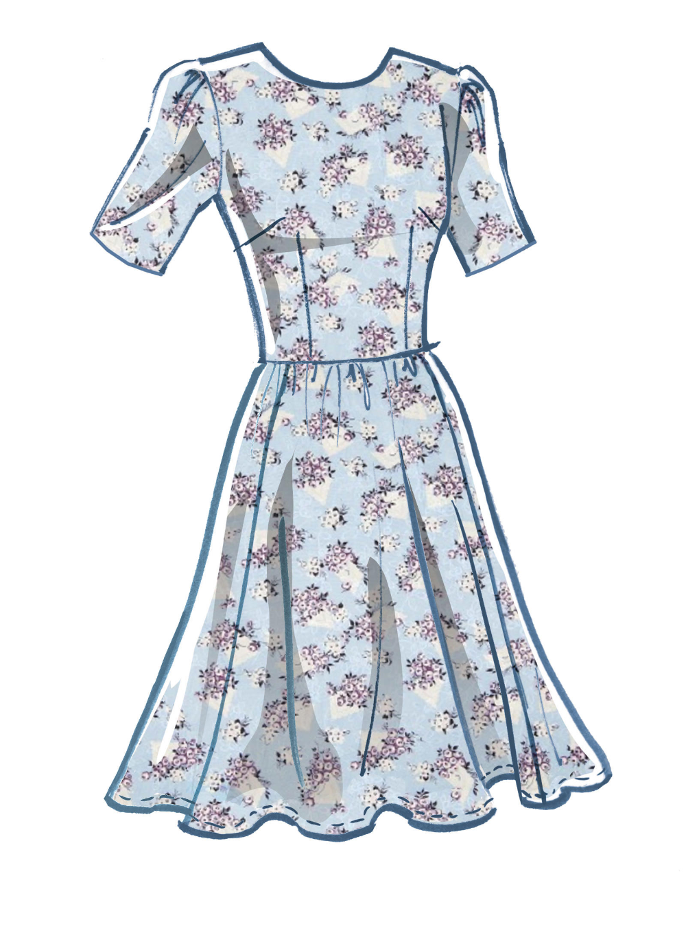Misses Dresses Sewing Pattern Mccall S Patterns In 2020