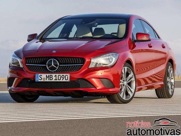 Mercedes Benz revela futuros lançamentos para ainda este ano no Brasil