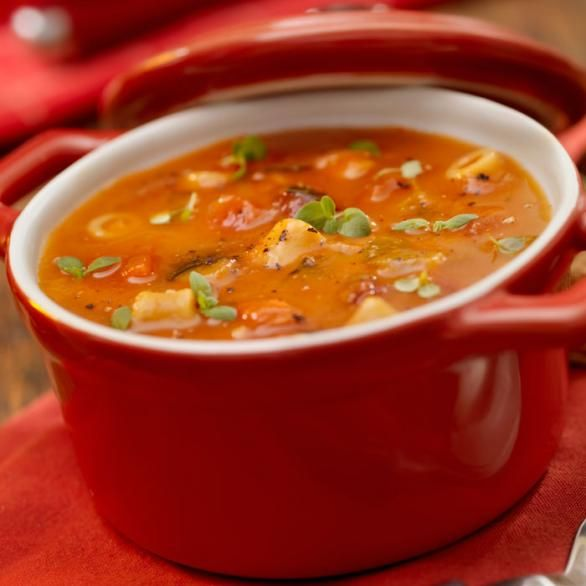 Easy Vegetable Soup Recipes Jamie Oliver S Minestrone Soup Shape Magazine Health
