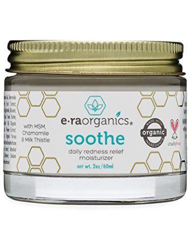 Soothe Redness Relief Cream 2oz Anti Inflammatory Natu