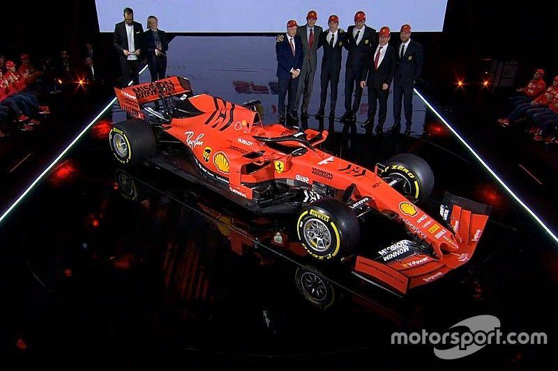 Pin By Ariel On Las Mejores Fotos De F1 In 2020 Ferrari Racing Ferrari Motorsport Magazine