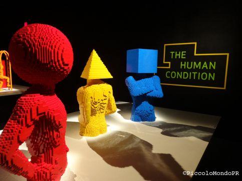 The Art of the Bricks. PiccoloMondoPR Blog   Un Mundo Pequeño