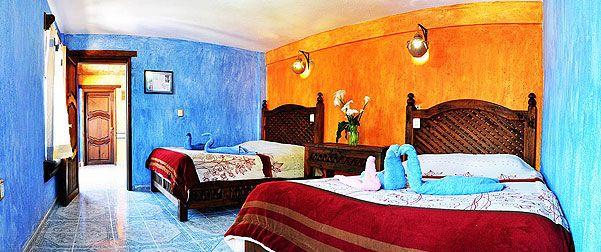 Hotel Alcatraz San Cristóbal de las Casas hnos Paniagua